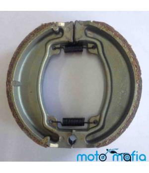 Колодки тормозные GY6-125/150 задние (барабанный тормоз)