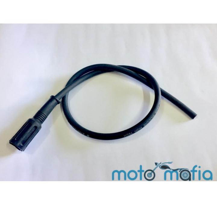 Бронепровод силиконовый с надсвечником (длина 55 см.)