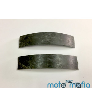Накладки тормозных колодок Муравей (пара)