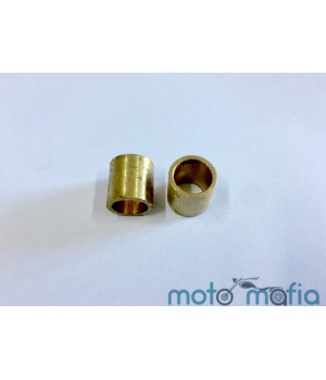 Втулки шатуна Ява бронзовые диаметр 15 мм.(комплект).