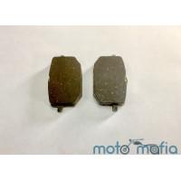 Колодки тормозные передние под дисковый тормоз Иж.(пара)