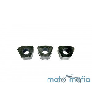 Буферные резинки заднего колеса Рига, Мини-Мокик.(3 штуки)