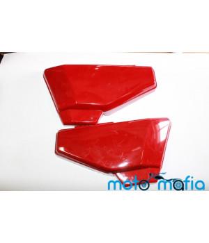 Боковые крышки на Альфу (пластик)