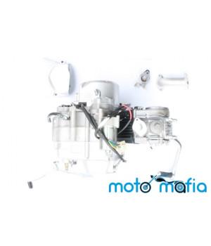 Двигатель Дельта -110 (механическое сцепление)