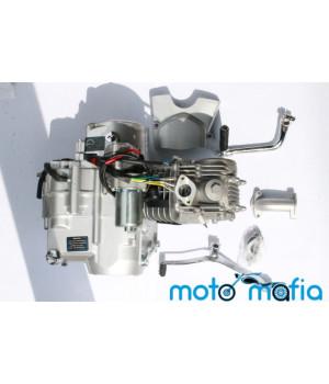 Двигатель Актив-125 (полуавтоматическое сцепление)