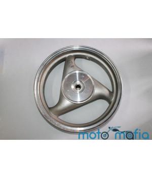 Диск задний GY6-125/150 3.50х13 барабанный тормоз