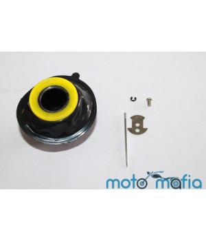 Мембрана карбюратора (с заслонкой) GY6-125
