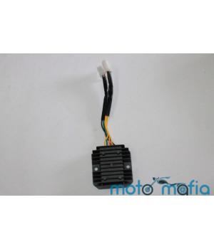Реле зарядки 6 проводов (3+3)