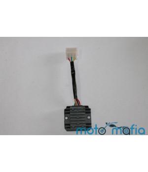 Реле зарядки 5 проводов