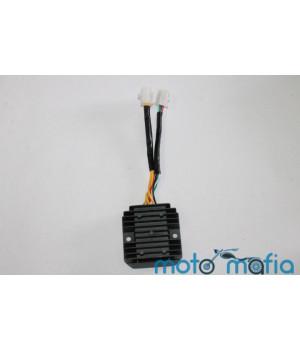 Реле зарядки 7 проводов (4+3)