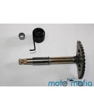 Сектор заводной GY6-125/150 (157mm)