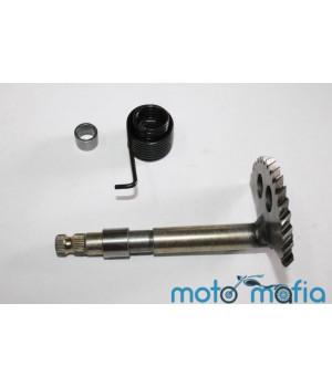 Сектор заводной GY6-125/150 (147mm)