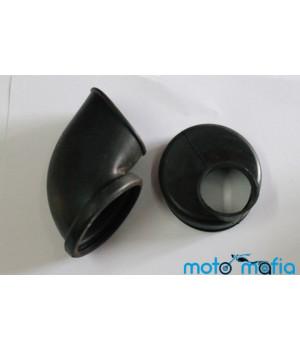 Резинки воздушного фильтра ИЖ (2 штуки)