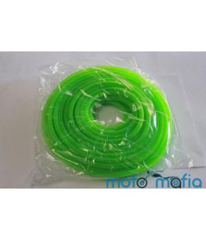 Шланг топливный силиконовый (1метр)