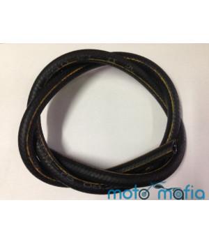 Шланг топливный (черный, армированный) диаметр 6мм