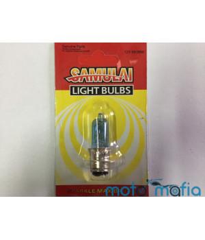 "Лампа фары 12V 35/35W ""SAMULAI"" 1 ус, (блистер)"