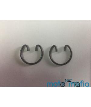 Кольцо стопорное поршневого пальца ИЖ Планета (2 шт)