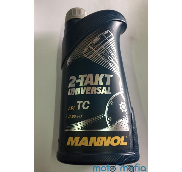 купить Масло Mannol Universal 2Т минеральное