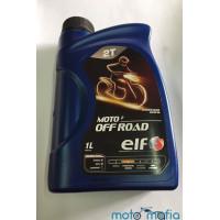 Масло ELF Moto 2 Off Road 2Т полусинтетика
