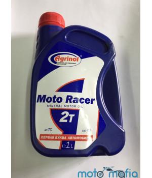 Масло Agrinol Moto Racer 2Т минеральное