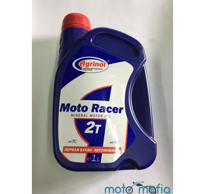 купить Масло Agrinol Moto Racer 2Т минеральное