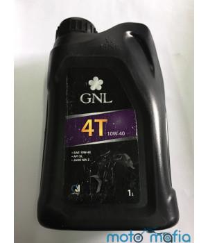 Масло GNL 10W-40 4Т полусинтетика