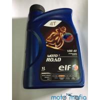 Масло ELF Moto 4 Road 10W-40 4Т полусинтетика