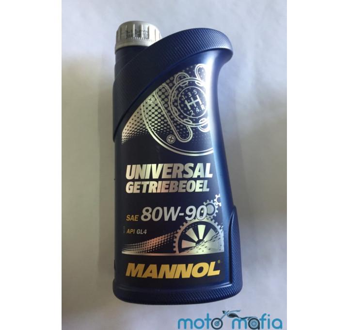 купить Масло трансмиссионное Mannol 80W-90 GL-4
