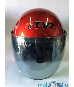 Шлем без бороды (красный)