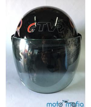 Шлем без бороды (черный)