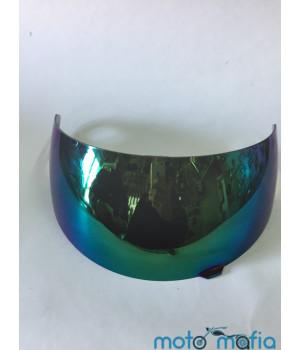 Стекло шлема хамелеон (большая дырка)