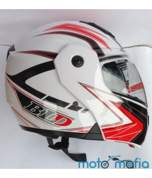 Шлем BLD трансформер (белый)