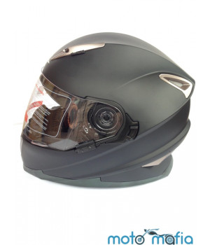 Шлем BLD (черный матовый)