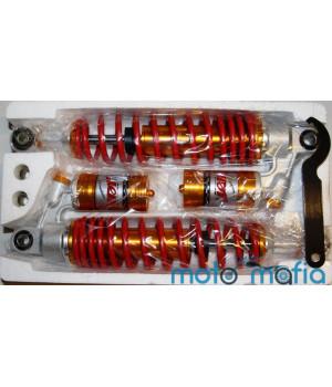 Амортизатор задний Ява с подкачкой L=340mm (пара)