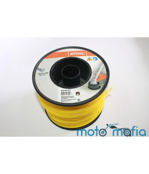 Леска для мотокосы STIHL диаметр 3мм (1метр)